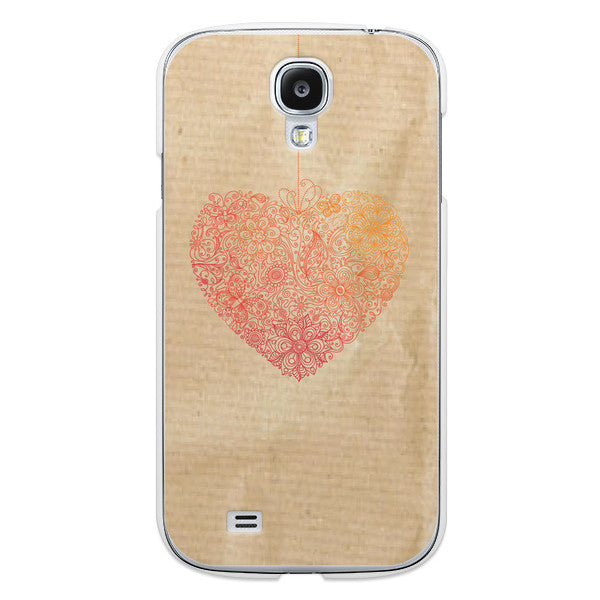 Samsung Galaxy S4 Heart Case - Ashby Heartstring Case
