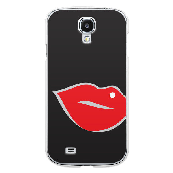 Samsung Galaxy S4 Red Lips Case