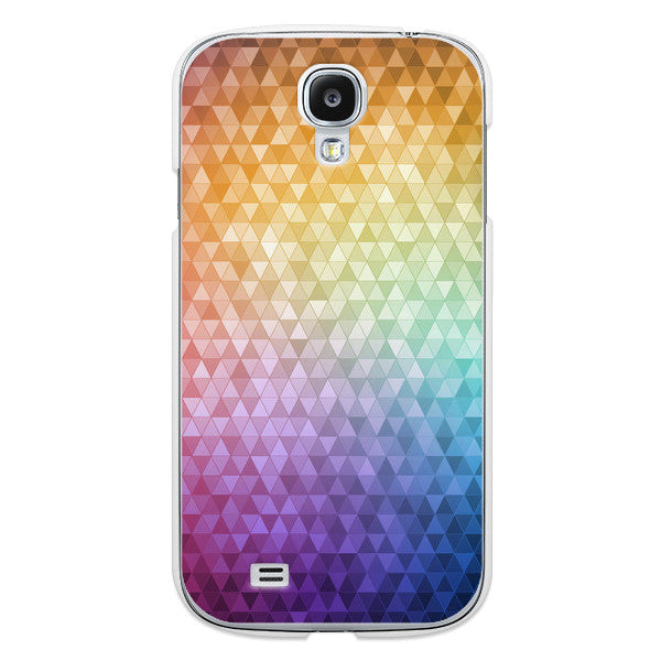 Samsung Galaxy S4 Rainbow Confetti Case - Theory Refract Case