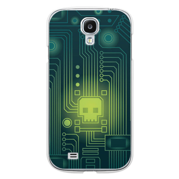 Samsung Galaxy S4 Skull Case - Attack Viral Case