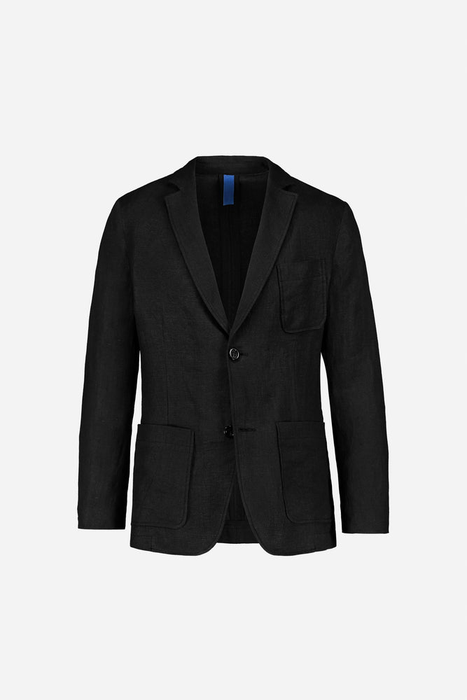 FRENN Jere linen jacket black