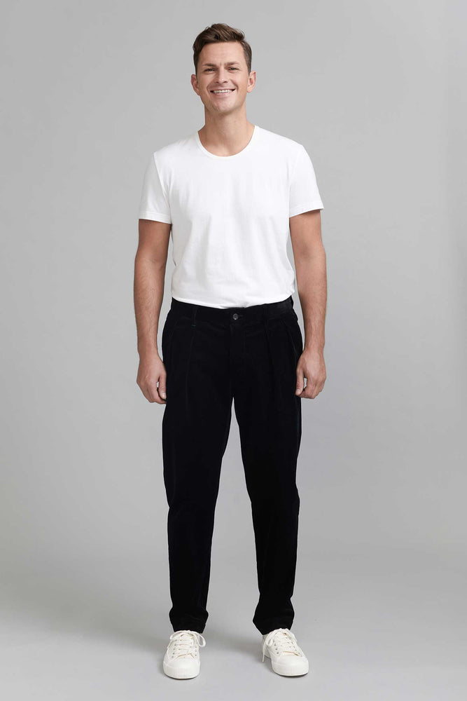 Simo Organic Cotton Corduroy Trousers