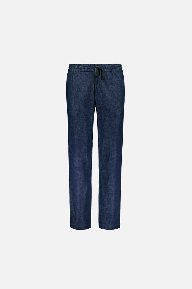 FRENN Sampo organic cotton denim trousers blue