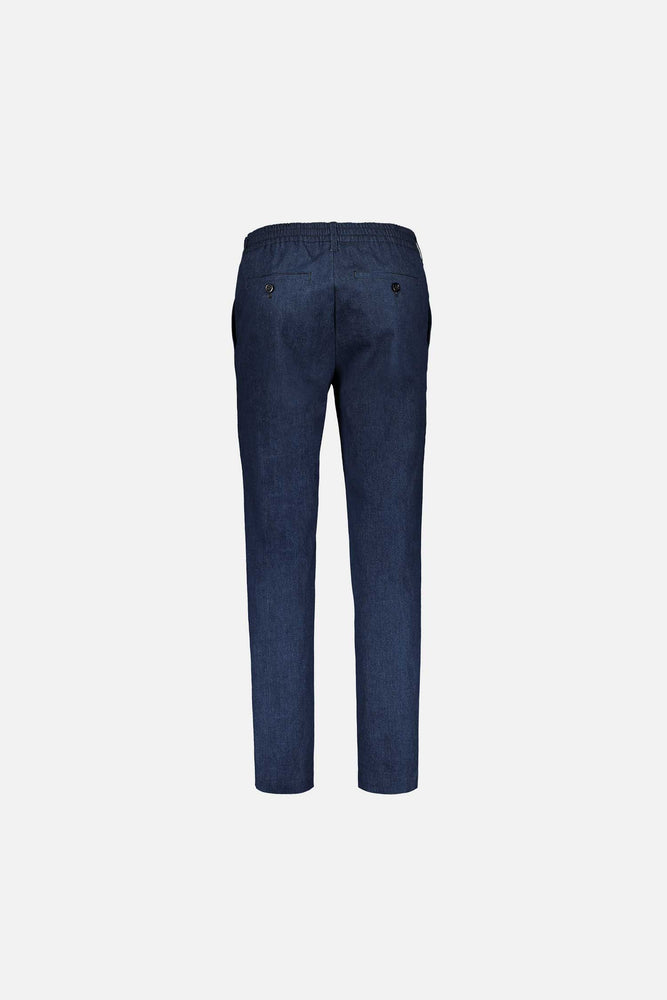 Load image into Gallery viewer, FRENN comfortable Seppo GOTS organic cotton denim trousers indigo blue