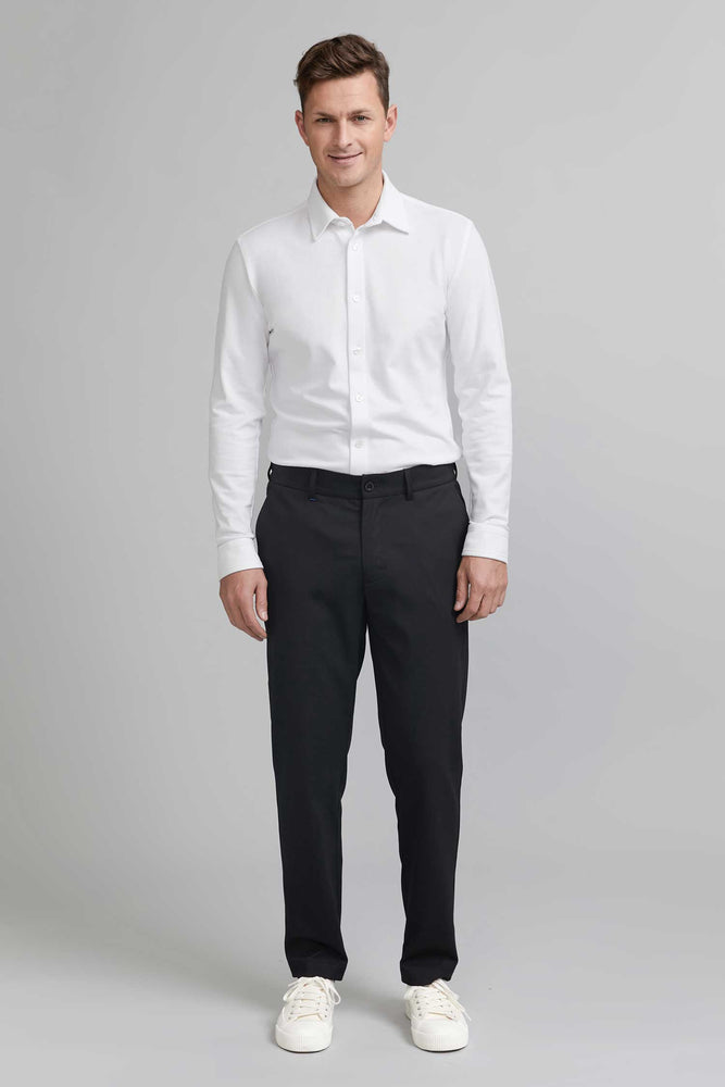 Seppo Wool Blend Trousers