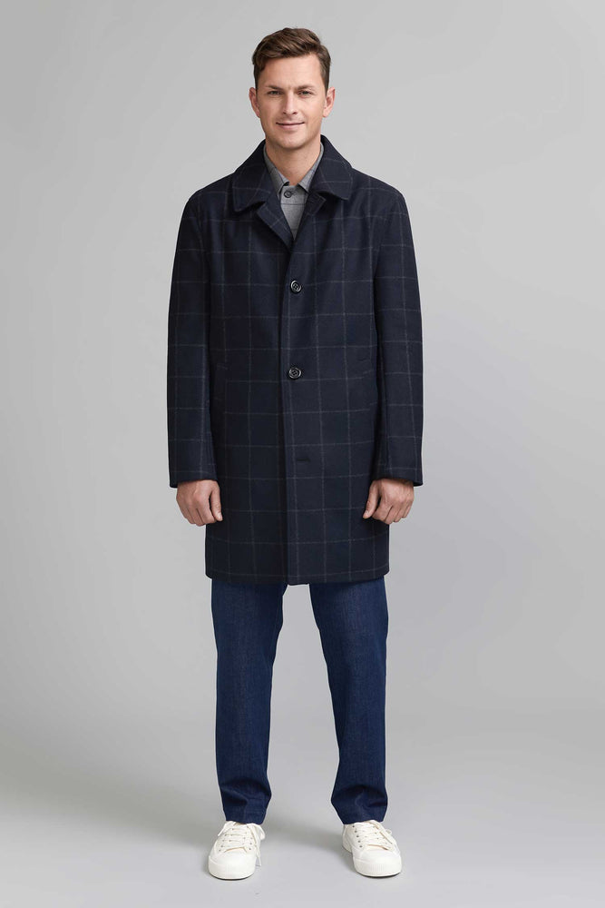 Petri Recycled Wool Coat