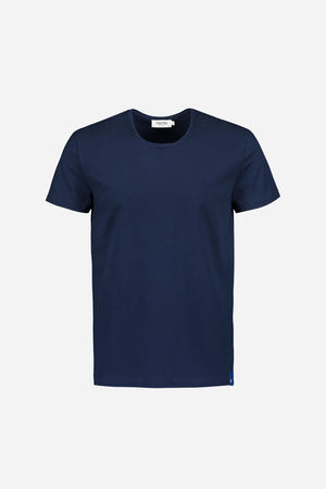 FRENN Henri GOTS organic cotton t-shirt blue