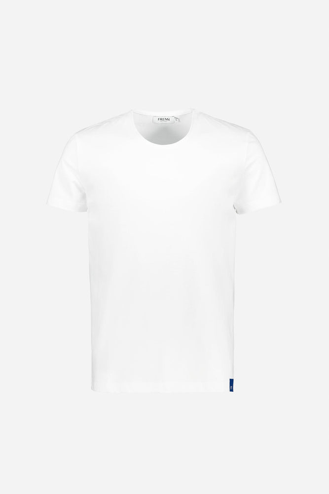 Load image into Gallery viewer, Henri GOTS organic cotton t-shirt white