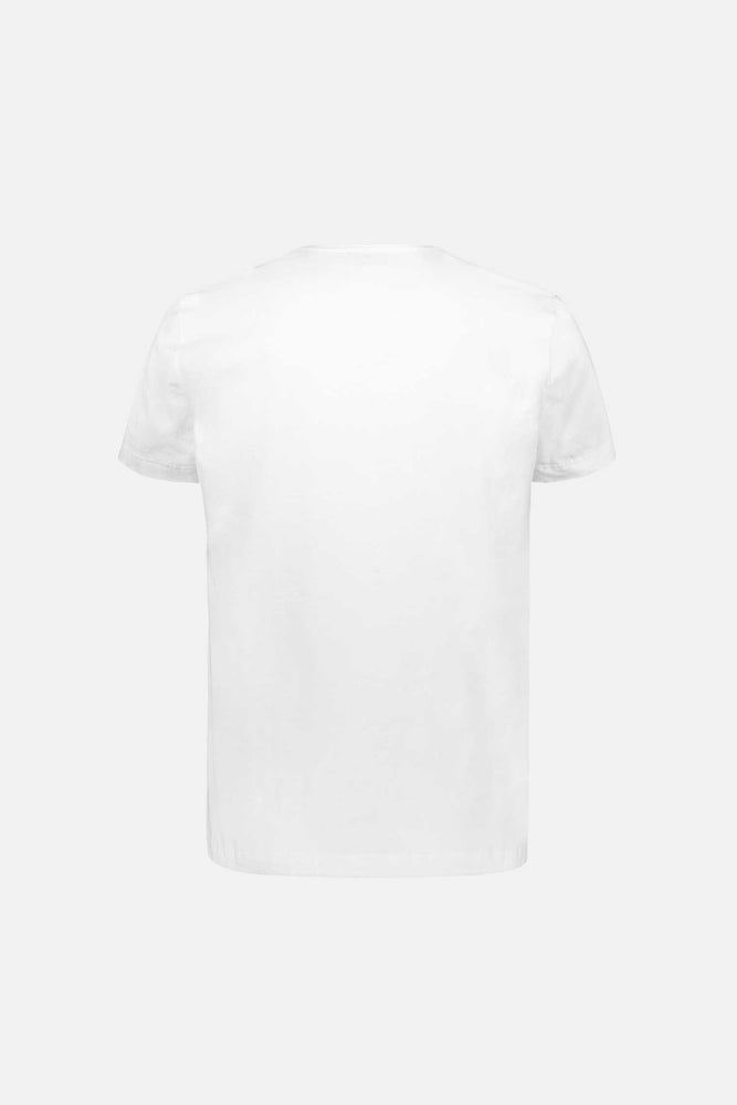 Load image into Gallery viewer, FRENN 2-pack Henri GOTS organic cotton t-shirt white and blue