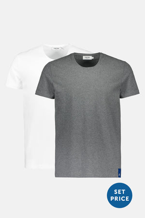 Load image into Gallery viewer, 2-Pack Henri Organic Cotton T-Shirt