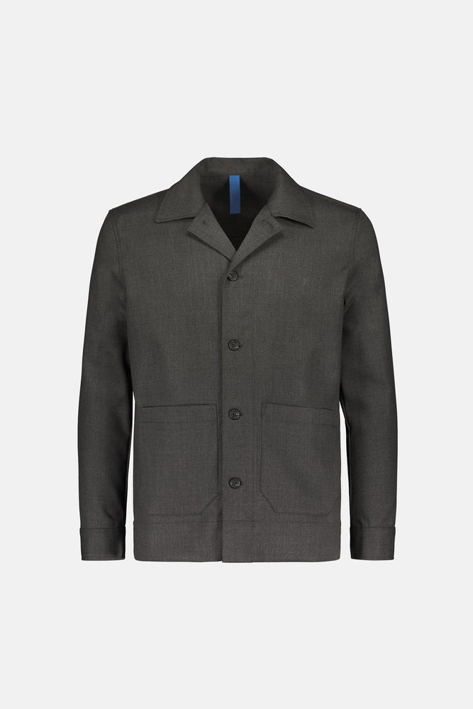 Jesse Wool Overshirt