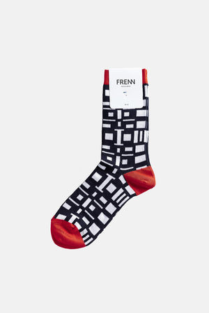 2-Pack Urho Socks by Stig Baumgartner