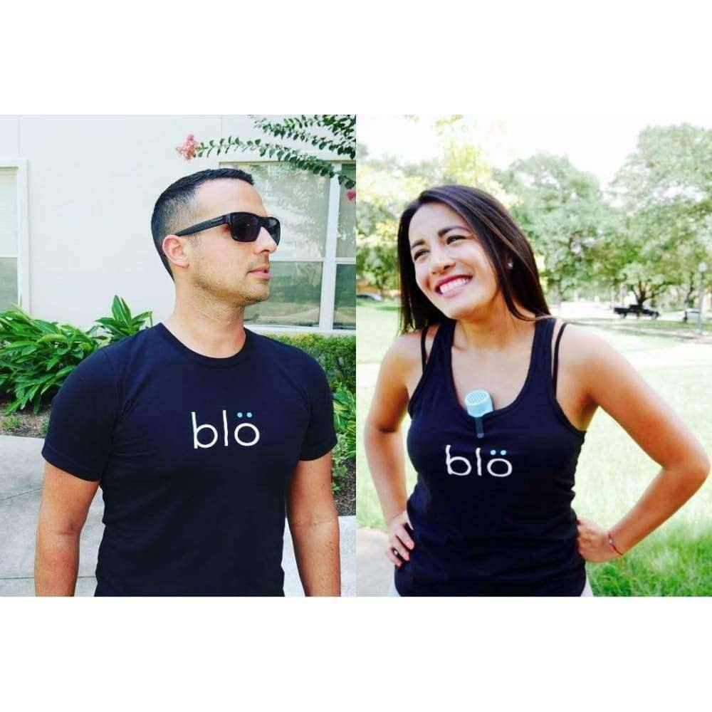blö T-shirt or Tank Top - blö cooling device