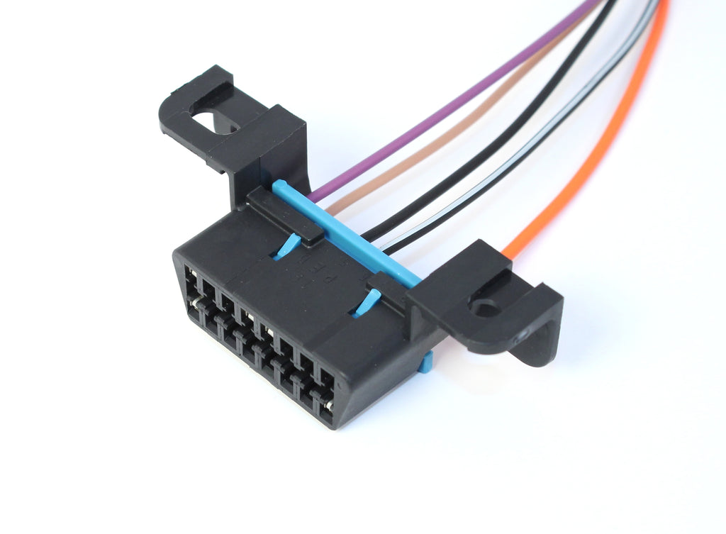 96 lt1 wiring harness location obd2 dlc wiring harness connector pigtail 96 camaro corvette gm  obd2 dlc wiring harness connector