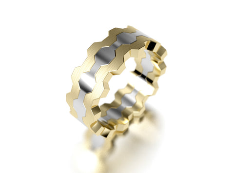 OneOrTwoMale Ring