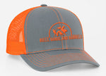 Trucker Hat Center Logo