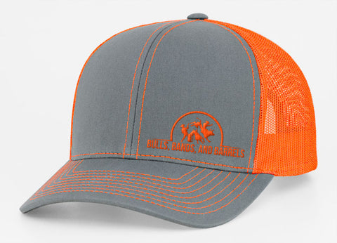 Trucker Hat Offset