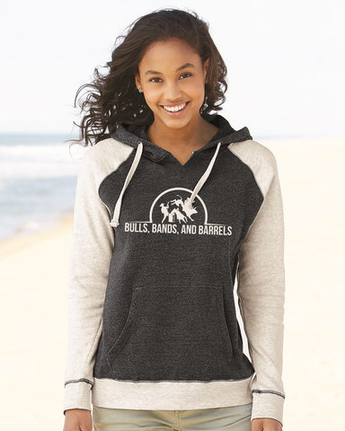 Ladies' Raglan Hoody