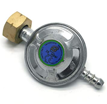 Butane Screw On Regulator