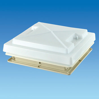 MPK Rooflight In White With Flynet & Blind