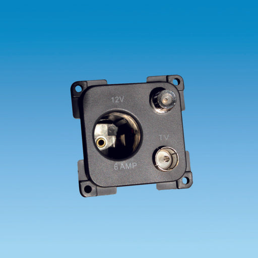 Powerpart C-Line TV, Satellite, 12 volt socket