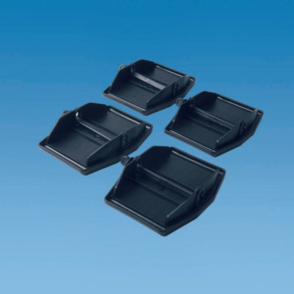 Carafoot Jack Pads Set Of 4
