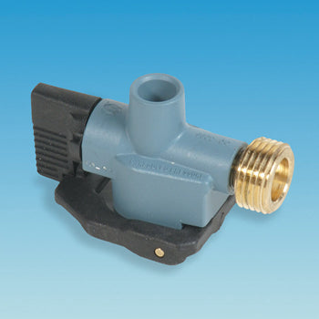 Butane 21 mm Clip On 109 Male Outlet Adaptor