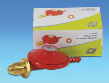 Propane Regulator 37 mbar