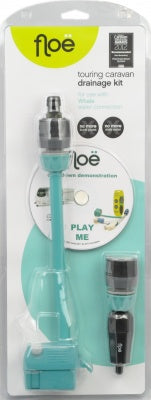 Floe Touring Caravan Drainage Kit For Whale Water Systems
