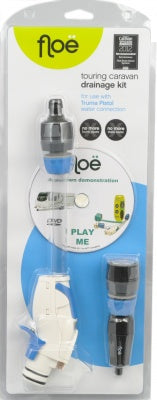 Floe Touring Caravan Drainage Kit For Truma Ultraflow Water Systems