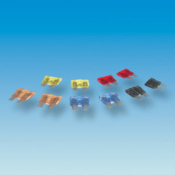 Assorted Blade Fuses 10 Pack