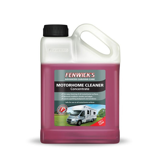 Fenwicks Motorhome Cleaner Concentrate 1 Litre