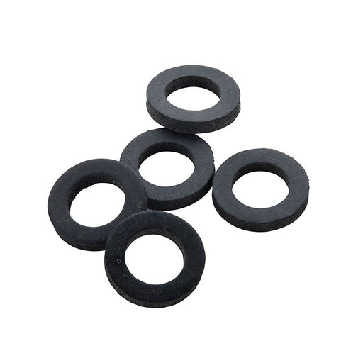 Rubber Gas Regulator Washers 5 Pack