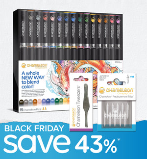 Black Friday Bundle - Chameleon Gift Set + Accessories