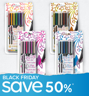 Black Friday Bundle - Chameleon Fineliner 6 Packs