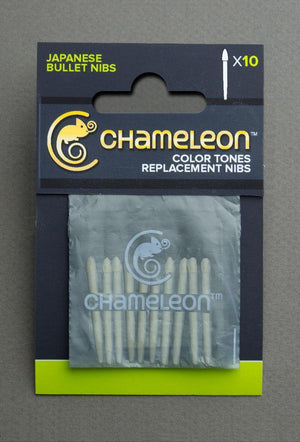 Replacement Bullet Nibs 10 Pack