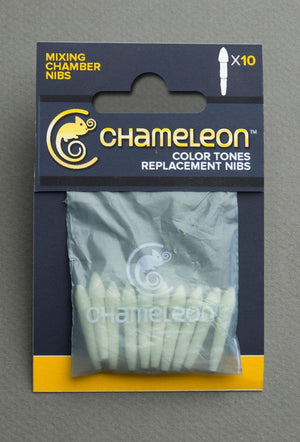 Replacement Mixing Chamber Nibs 10 Pack