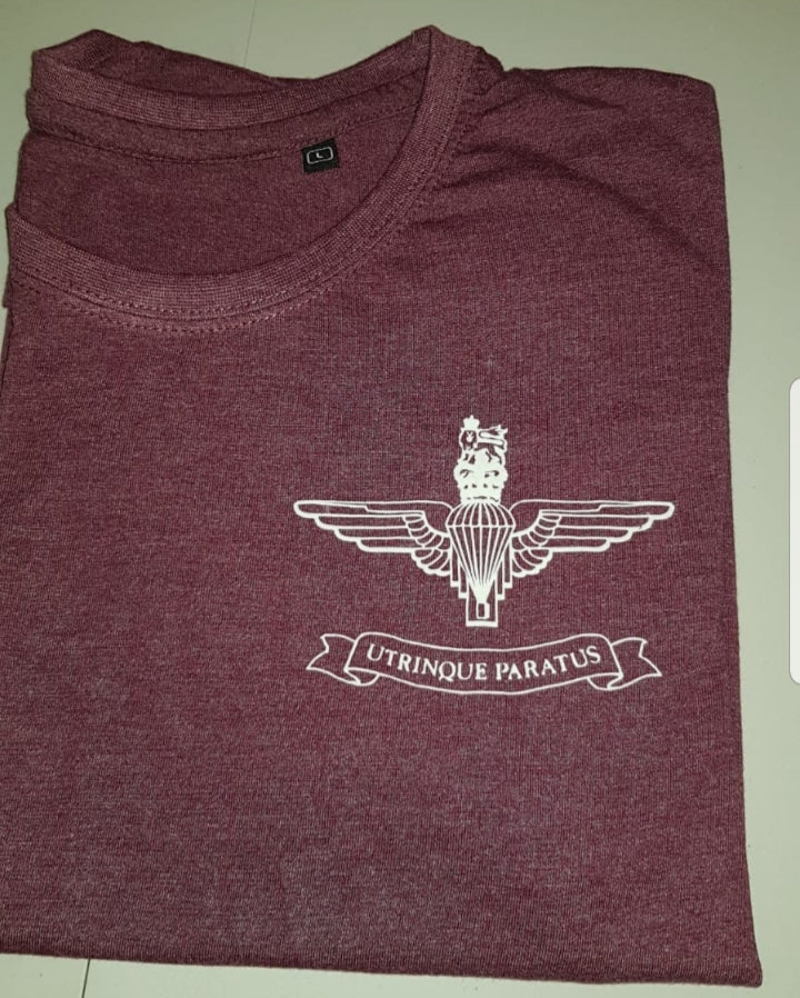 JT001 - Casual Tri-blend T-shirt - Bespoke Emerald Embroidery Ltd