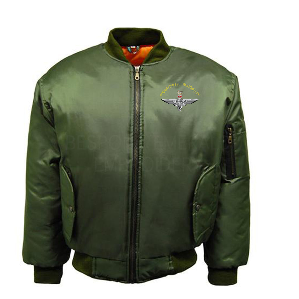 Parachute Regiment Bomber Jacket