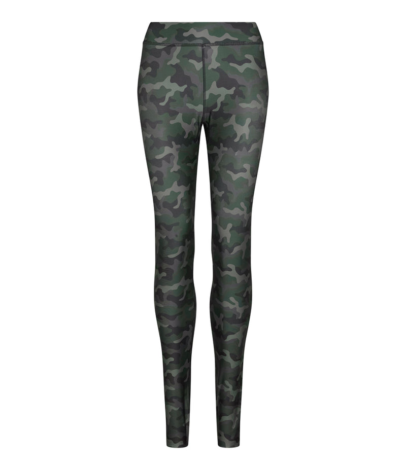 JC077 - Hybrid fitness cool girlie printed leggings - Bespoke Emerald Embroidery Ltd
