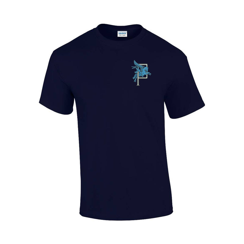 P-Company Premium Quality Embroidered T-Shirt - Bespoke Emerald Embroidery Ltd