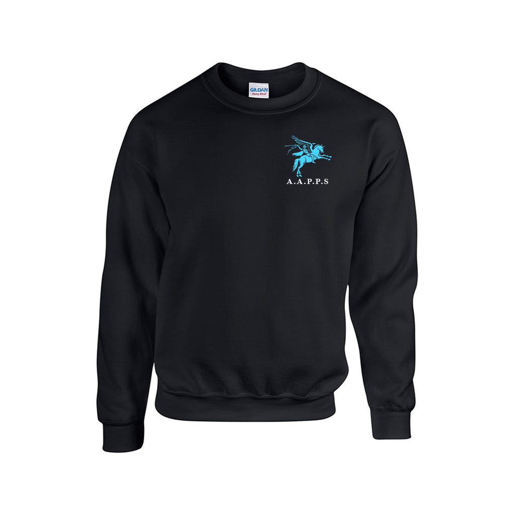 GD56 - Premium All arms Pre-Para drop shoulder sweatshirt - Bespoke Emerald Embroidery Ltd