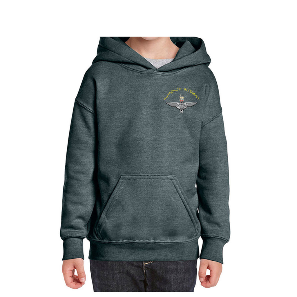GD57B - Kids Parachute Regiment Hooded sweatshirt