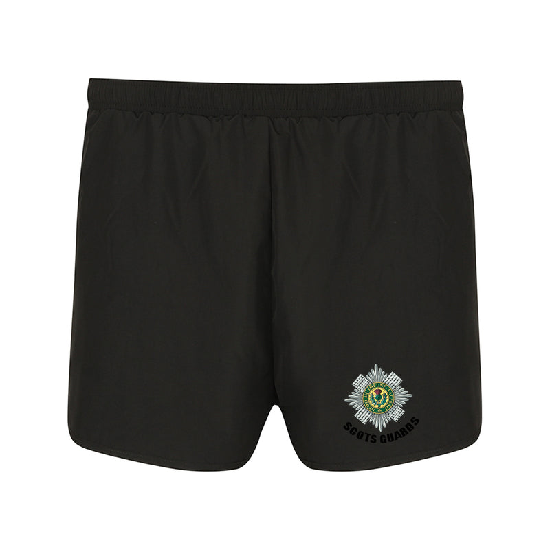 TL610 - Scots guards Regiment Running Shorts