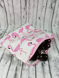 Flamingos Reusable Food Bag - Kool Catz Stuff