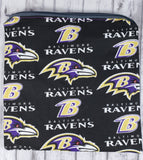 Baltimore Ravens Reusable Food Bag - Kool Catz Stuff