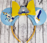 Cinderella Mouse Ears/Headband