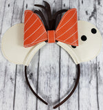 Olaf/Frozen Mouse Ears/Headband - Kool Catz Stuff