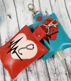 Nurse/Doctor Hand Sanitizer Holder - Kool Catz Stuff