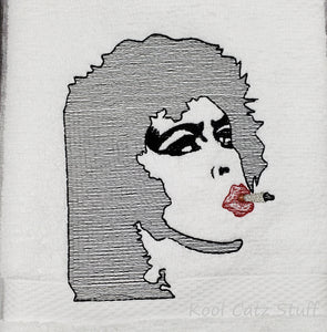 Fran-N-Furter Rocky Horror Picture Show Towel